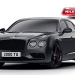 بنتلي تُطلق BENTLEY FLYING SPUR V8 S BLACK EDITION